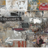 Urban Language Prints by Chiu Tak-Hak
