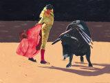 Toreador II Prints by Irene Celic