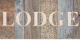Lodge Sign Prints by  Z Studio