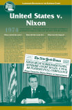 United States v Nixon, Landmark Decisions of the Supreme Court posters