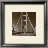 The Golden Gate Bridge, Summer Morning Art