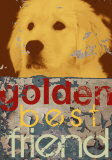 Goldie Poster von M.J. Lew