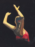 Flamenco I Posters by Irene Celic