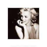Marilyn Monroe Kunstdrucke