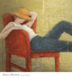 Second Thoughs Art by Erica Hopper