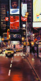 Times Square at Night II Prints by Luigi Rocca