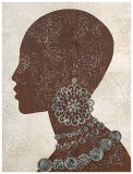 Global Silhouette Prints by Lola Bryant