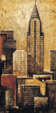 Empire State Building Prints by G.p. Mepas
