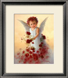 Baby Angel VII Art by Joyce Birkenstock