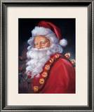 St. Nick Posters by Susan Comish