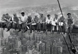 Lunch on a Skyscraper Posters