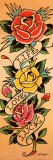 Ed Hardy - Life, Love & Luck Prints