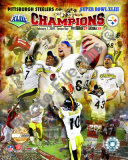 Pittsburgh Steelers Super Bowl XLIII Champions Photo