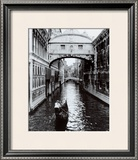 Bridge of Sighs, Venice Poster by Cyndi Schick