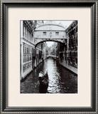 Bridge of Sighs, Venice Poster by Cyndi Schick