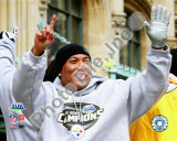 Hines Ward Super Bowl XLIII Photo