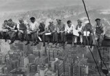 Lunch on a Skyscraper Photo