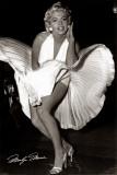 マリリン・モンロー - 七年目の浮気 高画質プリント