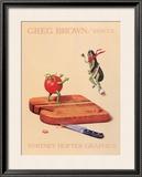 Rescue Prints by Greg Brown