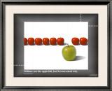 Apple / Newton Posters
