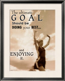 Ultimate Goal Art