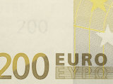 Traditional Two Hundred Euro Banknote Photographic Print