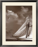 Sepia Sails II Posters by Cory Silken