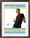 Be Myself Posters