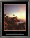 Dedication: Lone Cypress Posters
