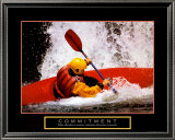 Commitment: Kayak Print