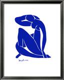 Blue Nude Poster by Henri Matisse