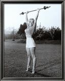 Marilyn Workin' It Posters