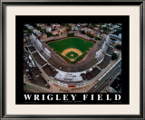 Wrigley Field - Chicago, Illinois Prints by Mike Smith