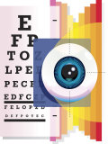 Eye Chart Poster