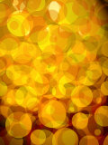 Retro Abstract Pattern of Bubbles Photo