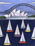 Sydney Opera House, Sydney, Australia Prints