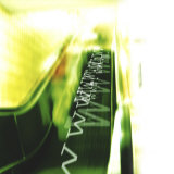 Futuristic Escalator Moving WWW Internet Upwards into Cyberspace Photographic Print