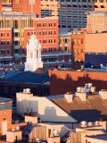 Buildings and High Rises in Boston, Massachusetts Photographic Print