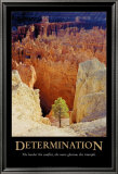 Determination Prints by Rod Edwards