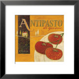 Antipasto Posters by Angela Staehling