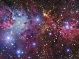 NGC 2264 Photographic Print by Stocktrek Images