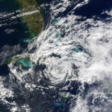 Hurricane Paloma over Cuba, November 9, 2008 Photographic Print by  Stocktrek Images