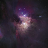 Center of the Orion Nebula (The Trapezium Cluster) Photographic Print by Stocktrek Images