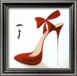Highheels, Obsession Prints by Inna Panasenko