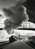 Edouard Boubat - Gare Saint-Lazare, Paris II Reprodukce