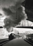 Gare Saint-Lazare, Paris II Art by Edouard Boubat