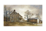 A Pennsylvania Morning Print by Ray Hendershot
