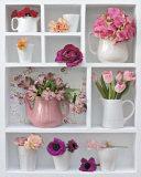 Pink Rank Kunstdruck von Louis Gaillard