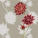Dahlias Posters by Adeline Bec