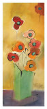 Evening Poppies Poster by Markee Sullivan